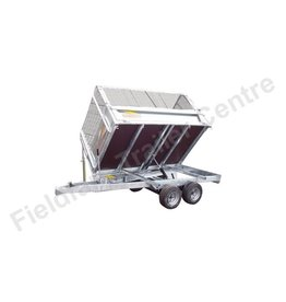 Batesons Bateson Unbraked 72H Twin Axle Tipping Trailer From