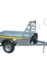 Batesons Bateson Unbraked B53 Single Axle Trailer | Fieldfare Trailer Centre