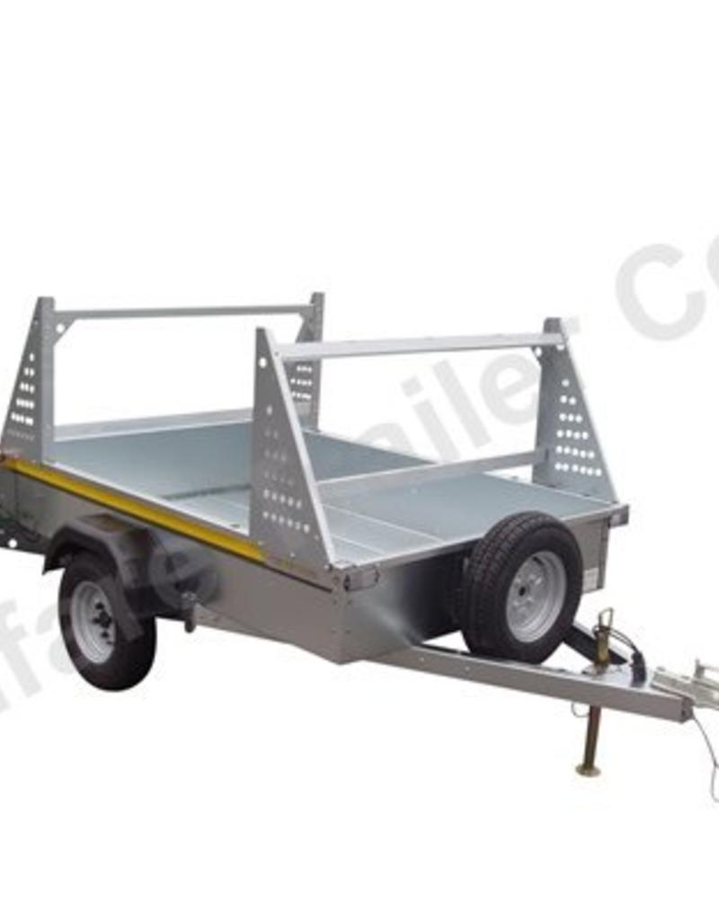 Batesons Bateson Unbraked B64 Single Axle Trailer | Fieldfare Trailer Centre