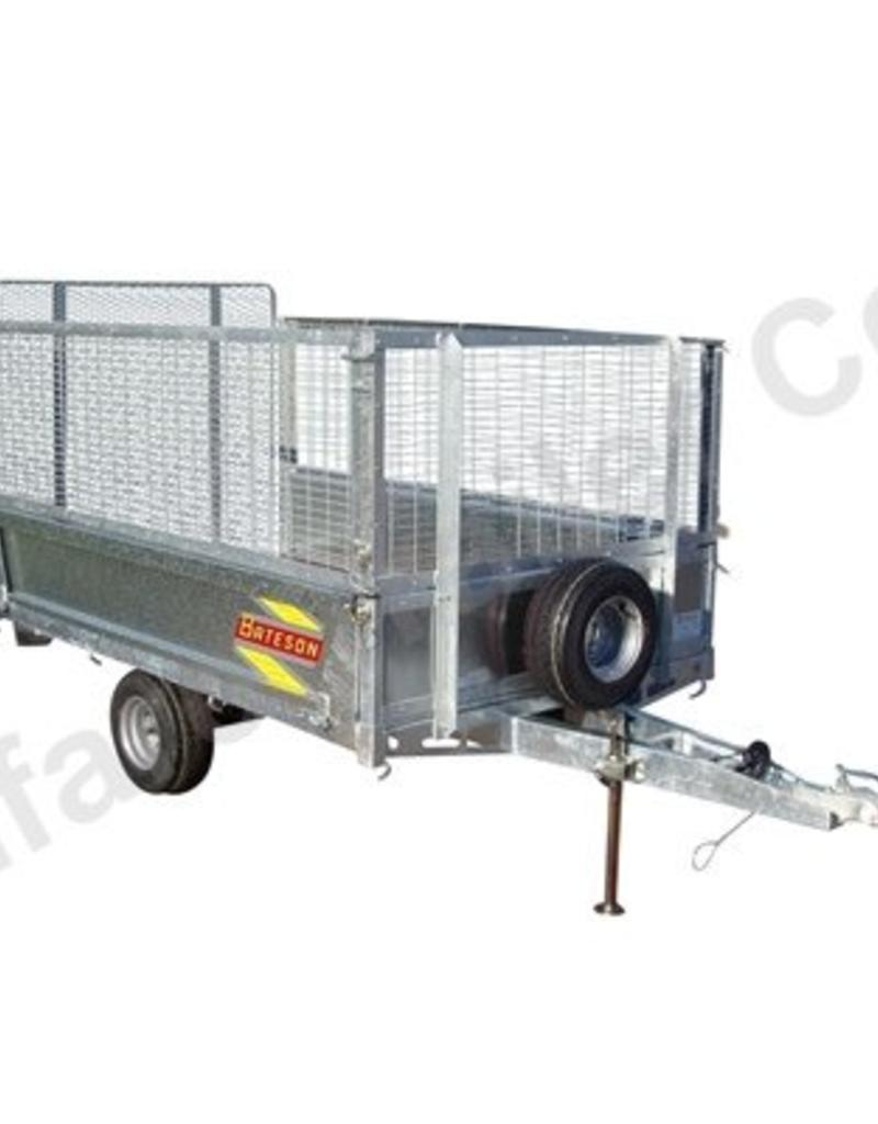 Batesons Bateson 520 Unbraked Single Axle Trailer | Fieldfare Trailer Centre