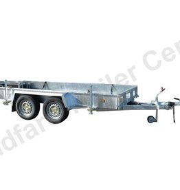 Batesons Bateson 26PC Fixed Plant Chassis Trailer