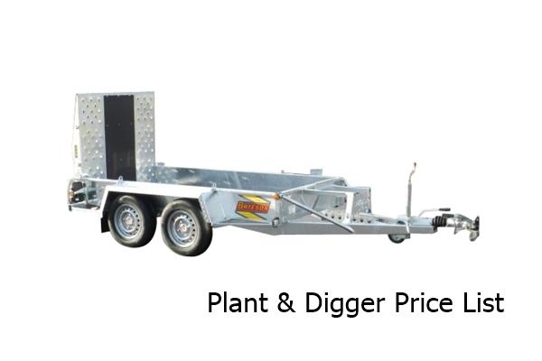 Batesons Digger & Plant