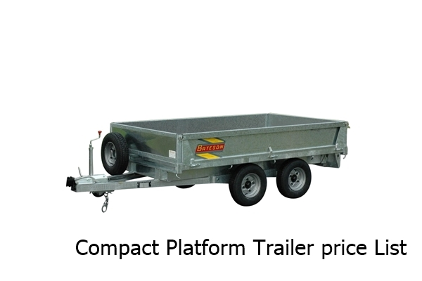 Compact Trailer Batesons