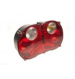 Radex RADEX Right-hand Combi 6 Pin Lamp 8500/2