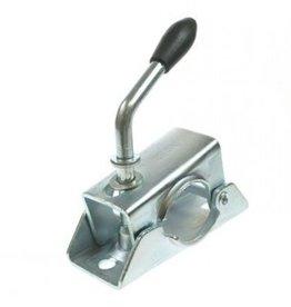 Maypole 48mm Diameter Split Jockey Wheel Clamp