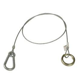 Line 1 Bradley Breakaway Cable 1m Split Ring