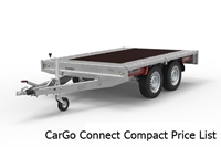 CarGo Compact Price List