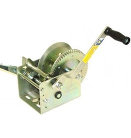 Maypole Professional Cable Hand Winch 1100kg / 2500lb 2 Speed
