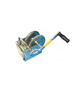 Maypole Trailer Professional Cable Hand Winch 900kg / 2000lb
