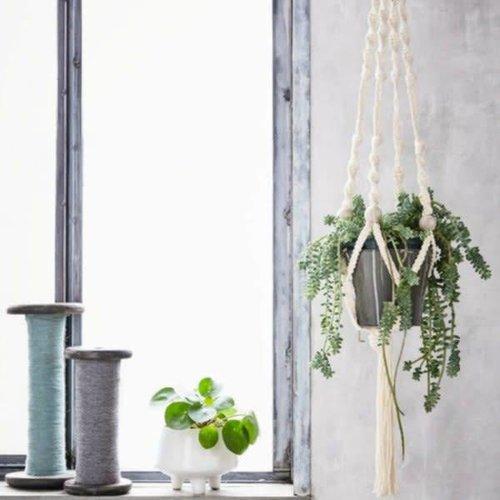 Phildar Macramé plantenhanger kit