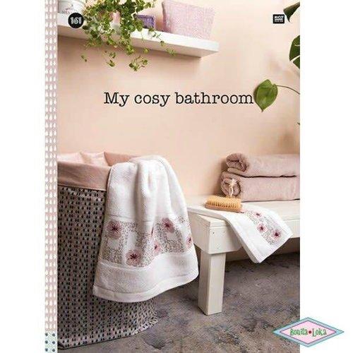 Rico Rico Borduurboekje My cosy bathroom 161