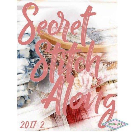 Verachtert Secret Stitch along 2 2017