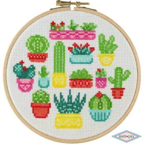 DMC Stitchonomy Cactussen