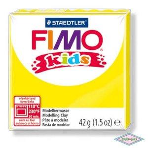 Fimo kids 42g Geel