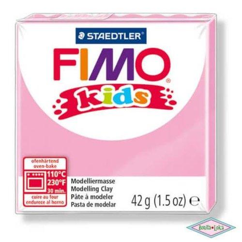 Fimo kids 42g Licht roze