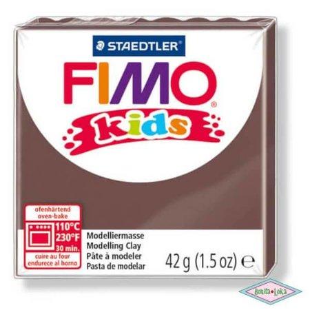 Fimo kids 42g Bruin