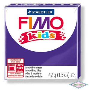 Fimo kids 42g paars