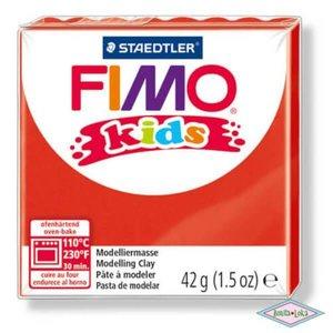 Fimo kids 42g Rood