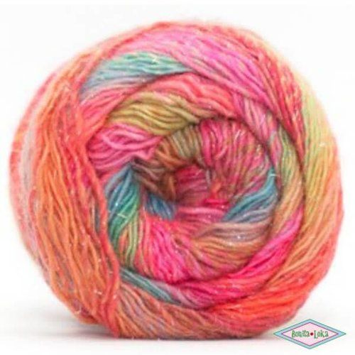 Lang Yarns Mille Colori Socks Lace Luxe