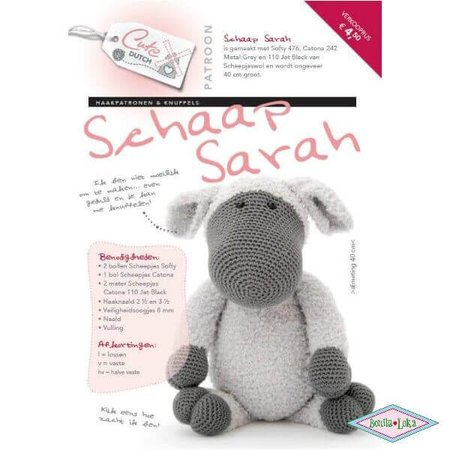 Cute Dutch schaap Sarah