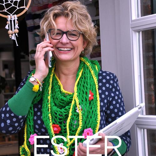 Team Bonita-Loka eigenaresse Ester