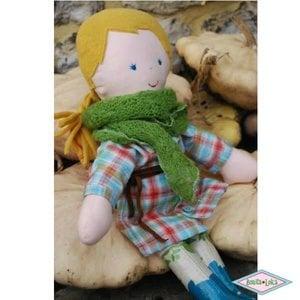 Boek De poppen van Tante Hilda