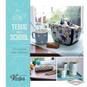 Terug naar school naaiboek - La Maison Victor