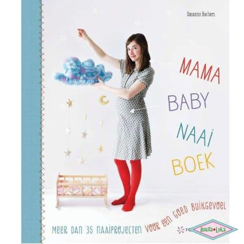 Mama Baby Naai Boek
