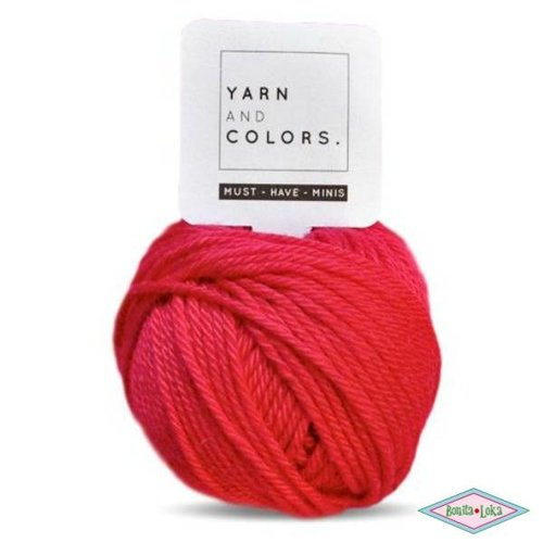 Yarn and Color Must Have Minis
