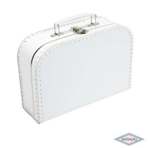Koffertje Wit