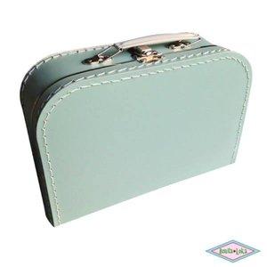 Koffertje Mint Groen