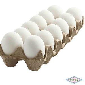 Eieren wit