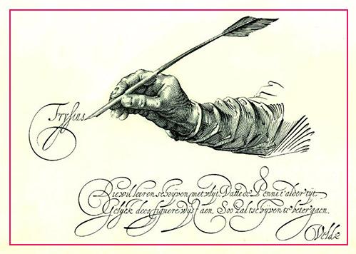 Bonita-Loka Kalligrafie