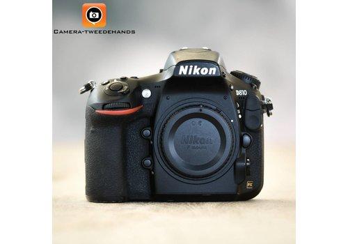 Nikon D810 -- 77.458 kliks -- Incl. BTW | Gratis grip twv €189,-