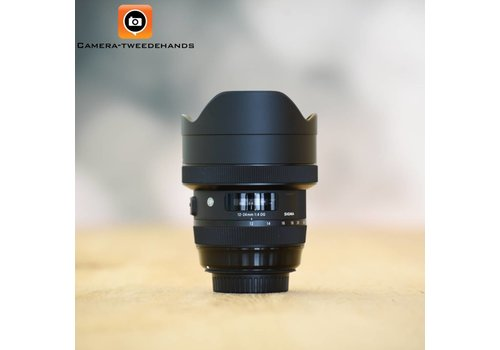 Sigma 12-24mm 4.0 ART DG HSM (Canon)