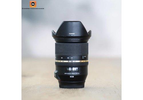 Tamron 24-70mm 2.8 SP DI VC USD (Canon)