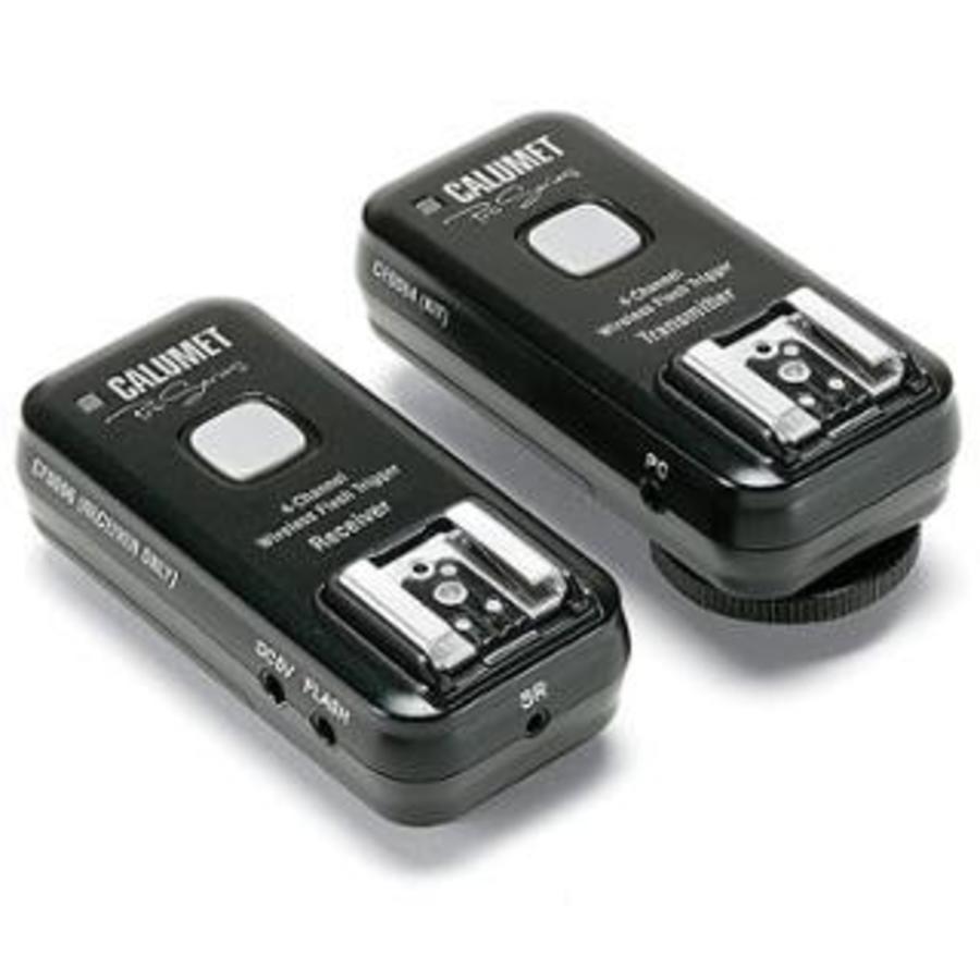 Calumet trigger set 2.4GHz voor Nikon