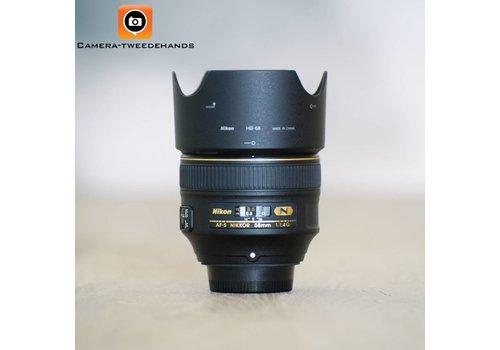 Nikon AF-S 58mm 1.4 G