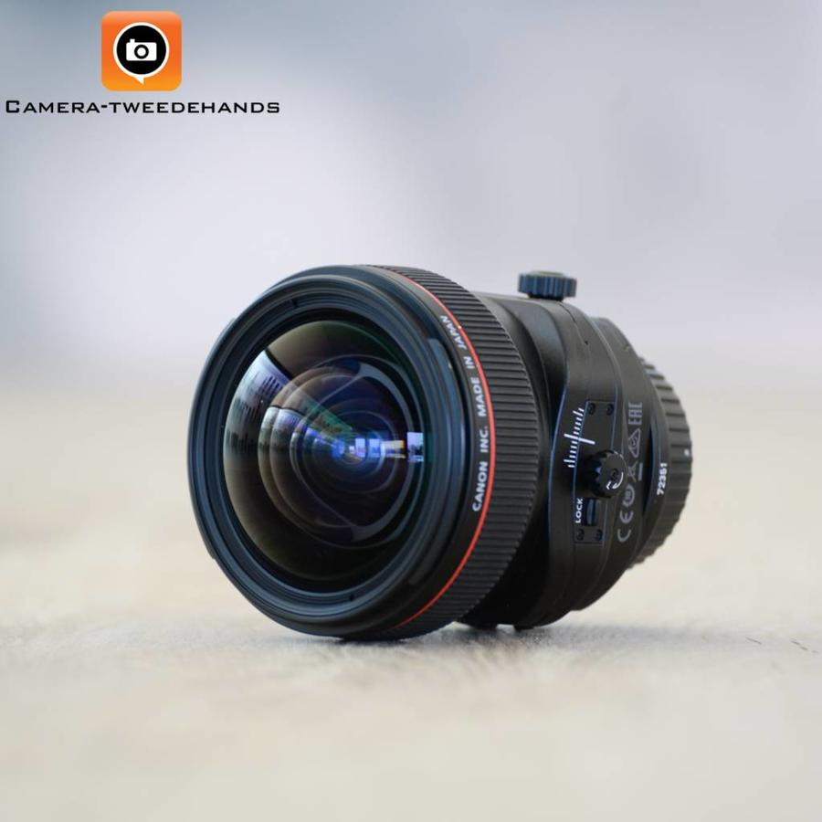 Canon TS-E 17mm 4.0 L
