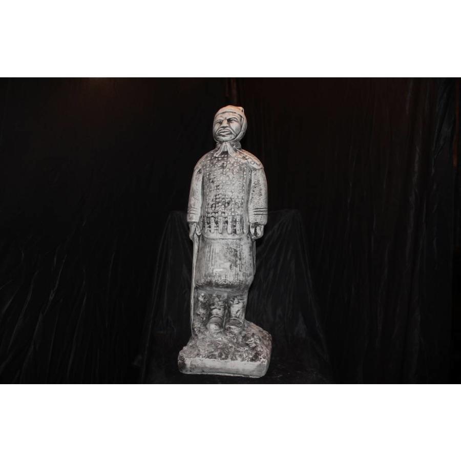 Poortwachter, soldaat terracotta leger-1