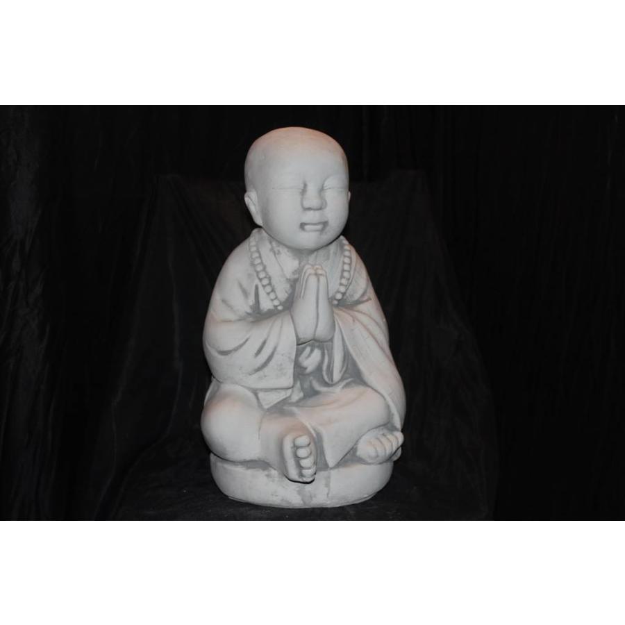 boeddha handen gevouwen ( H 42 cm)