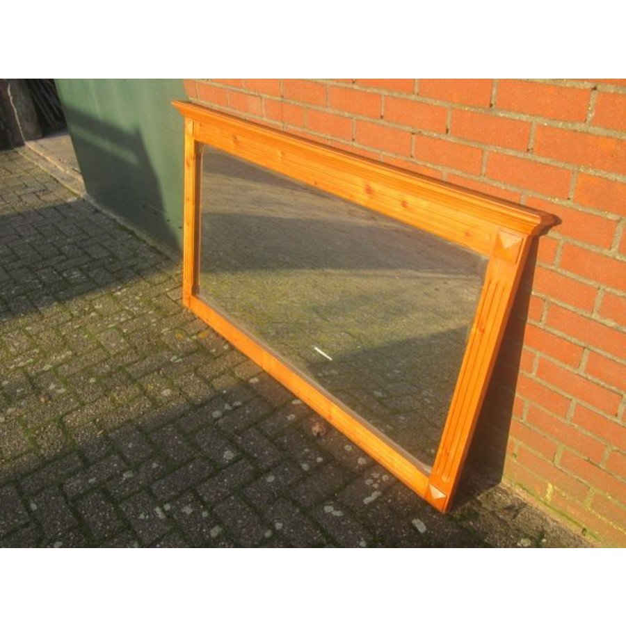 Grenenhouten spiegel-1