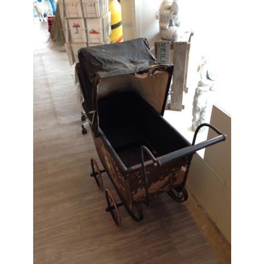 Kinderwagen brocante uitstraling antiek-2