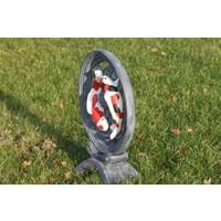 thumb-koi karper yin yang wiel-4