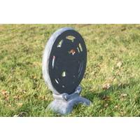 thumb-koi karper yin yang wiel-5