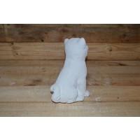 De hond (Canis lupus familiaris) ( H 20 cm)