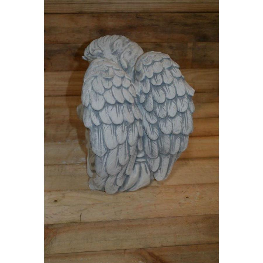 engel voor over leunend( H 35 cm)