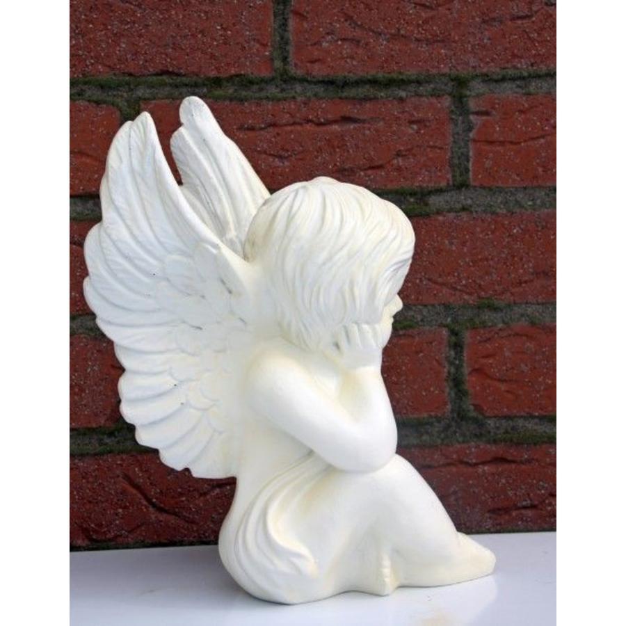 Engel zittend-2
