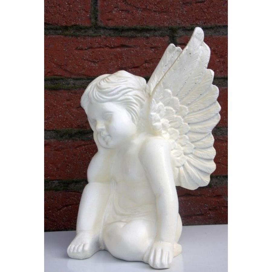 Engel zittend-3