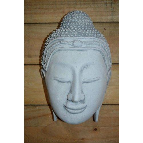 Shiva hoofd (hangend) ( H 26 cm)